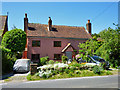 TL5102 : Rose Cottages, Toot Hill by Robin Webster
