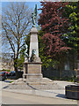 SD7427 : Oswaldtwistle War Memorial by David Dixon