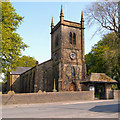 SD7326 : Immanuel and All Saints' Church, Oswaldtwistle by David Dixon