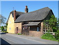 SO7508 : Grade II listed Elm Tree Cottage, Frampton on Severn by John Grayson