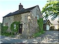 SK0250 : Old cottage, High Street, Ipstones by Christine Johnstone