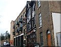 TQ3680 : Blacksmiths Arms, Rotherhithe St by N Chadwick