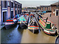 SJ4077 : National Waterways Museum, Ellesmere Port by David Dixon
