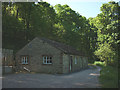 SK2477 : The R O Downes Hut near Froggatt by Karl and Ali
