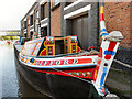SJ4077 : Gifford, National Waterways Museum by Susan Dixon
