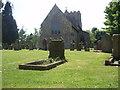 SP8128 : St Mary the Virgin Church, Mursley by Bikeboy