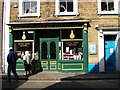 TF9143 : David Jagger Pharmacy, 5 Staithe Street, Wells by John Brightley