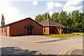 SD6900 : St Ambrose Barlow Roman Catholic Church by David Dixon