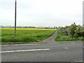 NZ0580 : Byway off the A696 by Oliver Dixon