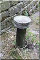 SO8802 : Great Western Railway Boundary Post, Chalford by Chris Allen