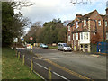 SP1095 : Stonehouse Road lodge and gate to Sutton Park by Robin Stott