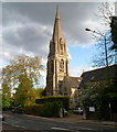 TQ2484 : Christ Church with St Laurence, Brondesbury, London NW6 by John Grayson
