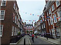 TQ3079 : Cowley Street Diamond Jubilee Street Party by PAUL FARMER