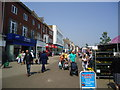 TG5207 : King Street, Great Yarmouth by Stacey Harris