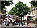 TQ4077 : Jubilee party, Couthurst Road by Stephen Craven