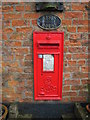 SE5274 : Letterbox  at  Lists  House by Martin Dawes