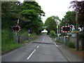 NZ2284 : Level crossing, Hepscott by JThomas