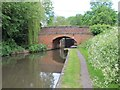 SP1868 : Finwood Bridge, Stratford-upon-Avon Canal by David P Howard