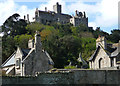 SW5130 : St Michael's Mount by Chris Gunns