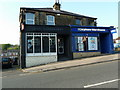 SE2956 : Pair of shops on Skipton Road, Harrogate by Alexander P Kapp