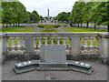SJ3384 : The Hillsborough Memorial at Port Sunlight by David Dixon