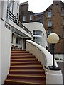 NM8530 : Oban Architecture : Style Clash at the Regent Hotel by Richard West