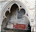 SX9292 : Tomb of Judge John Dodderidge by Rob Farrow
