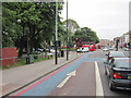 TQ2975 : The A3 at Clapham Common by Ian S