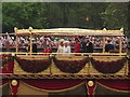 TQ2777 : The Royal Box, Spirit of Chartwell by David Anstiss
