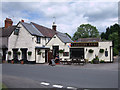 SU1988 : Carrier's Arms public house, Highworth Road, South Marston by Vieve Forward