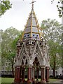 TQ3079 : The Buxton Memorial by Len Williams