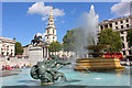 TQ3080 : Trafalgar Square by Wayland Smith