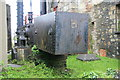 SW6741 : Taylor's Shaft Cornish beam pumping engine by Chris Allen