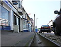 ST1600 : Honiton High St by Nigel Mykura