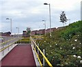 SD8600 : Access at Monsall by Gerald England