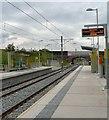 SD8600 : Monsall Tram Stop by Gerald England