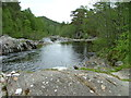 NH2828 : River Affric by Dave Fergusson