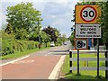 SP1451 : Welcome to Welford-on-Avon by David P Howard