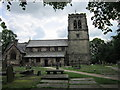 SJ7980 : St Wilfrid's, Mobberley by Ian S