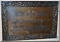 NR6448 : Gigha & Cara Parish Church - Memorials - (3) by TheTurfBurner