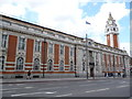 TQ3075 : Lambeth Town Hall, Brixton Hill SW2 by R Sones