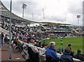 SU4713 : Between innings at The Ageas Bowl by John Sutton
