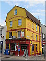 TQ3203 : The Hand in Hand, Upper St. James's Street / Marine Gardens, BN2 by Mike Quinn