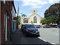TL9034 : Church Square by Keith Evans