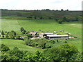 SK2398 : Barnside Farm, Stocksbridge by Dave Pickersgill