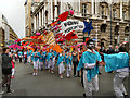 SJ8398 : Manchester Day Parade by David Dixon