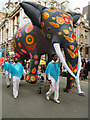 SJ8398 : The Elephant In Cross Street by David Dixon
