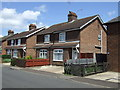 TL1996 : Houses on Wootton Avenue by JThomas