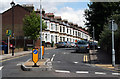TQ3575 : Nunhead:  St. Asaph Road by Dr Neil Clifton