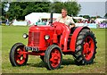 SJ7077 : Vintage Tractor at the Cheshire Show by Jeff Buck